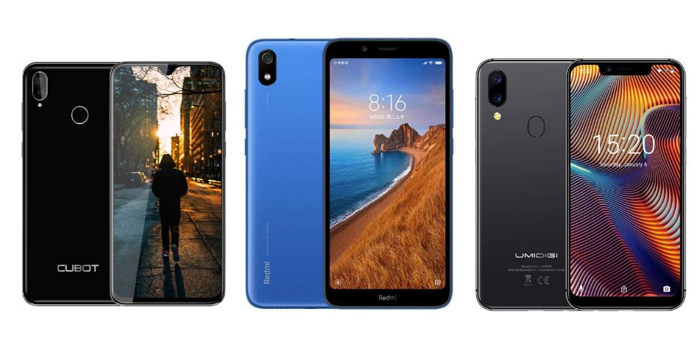 Los mejores móviles por menos de 100 euros